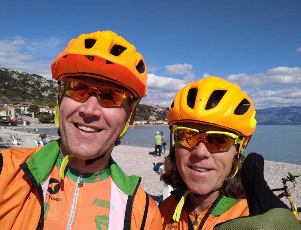 Guido (L) & Peter (R)